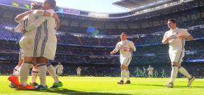 مباراة ريال مدريد وليجانيس