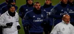 استعداد لاعبى ريال مدريد لكأس العالم للأندية