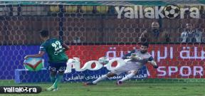 مباراة الأهلي ومصر للمقاصة