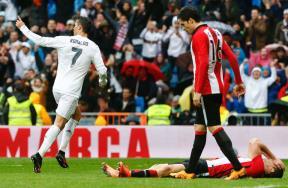 مباراة ريال مدريد واتلتيك بلباو
