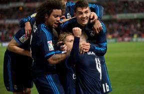 مباراة غرناطة وريال مدريد