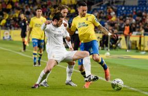 مباراة لاس بالماس وريال مدريد