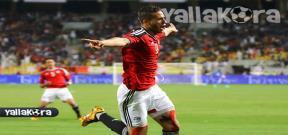 مباراة مصر ونيجيريا