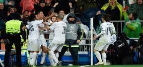 مباراة ريال مدريد وفولفسبورج