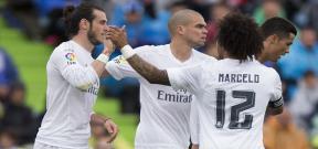 مباراة خيتافى وريال مدريد