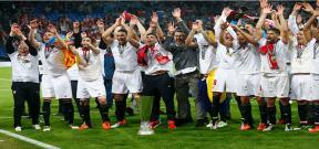 تتويج اشبيلية بطلاً للدوري الأوروبي موسم 2016