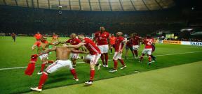 مباراة بايرن ميونيخ وبروسيا دورتموند