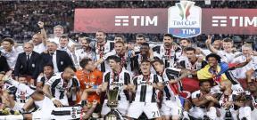 تتويج يوفنتوس بطلاً لكأس ايطاليا