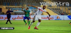 مباراة مصر للمقاصة والزمالك