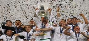 تتويج ريال مدريد بطلاً لدوري أبطال أوروبا