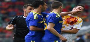مباراة اسبانيا والبوسنة والهرسك