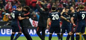 مباراة بايرن ميونيخ واتلتيكو مدريد