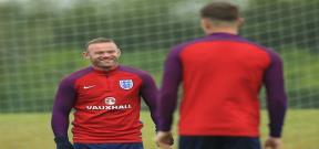 تدريب منتخب انجلترا استعداداً ليورو 2016