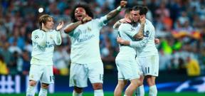 مباراة ريال مدريد ومانشستر سيتي