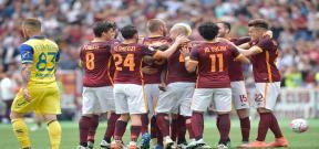 مباراة روما وكيفو فيرونا