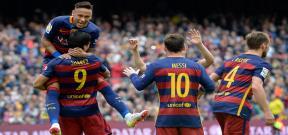 مباراة برشلونة واسبانيول