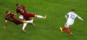 مباراة انجلترا وروسيا