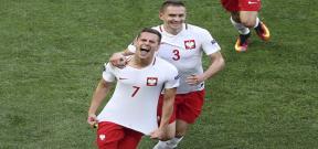 مباراة بولندا وإيرلندا الشمالية