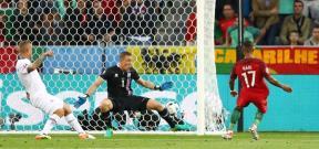 مباراة البرتغال وأيسلندا