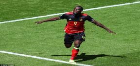 مباراة بلجيكا وايرلندا