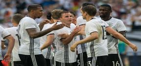 مباراة المانيا والمجر