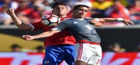 مباراة كوستاريكا وباراجواي