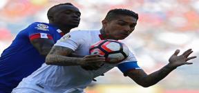 مباراة هايتى وبيرو