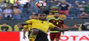مباراة جامايكا وفنزويلا