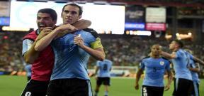 مباراة المكسيك وأوروجواي