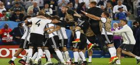 مباراة المانيا وايطاليا