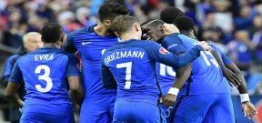 مباراة فرنسا وايسلندا