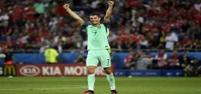 مباراة البرتغال وويلز