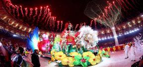 حفل ختام دورة الالعاب الاولمبية بريو 2016