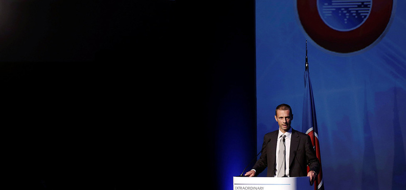 ألكسندر سيفيرين رئيس الويفا الجديد