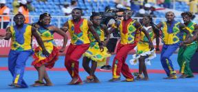 حفل إفتتاح كأس أمم أفريقيا