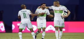 مباراة الجزائر وزيمبابوي