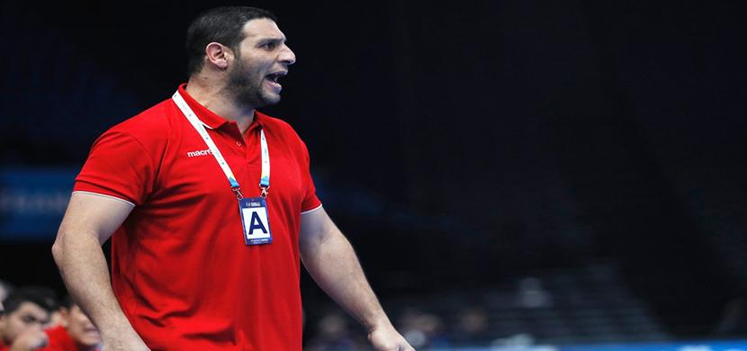مروان رجب مدرب مصر