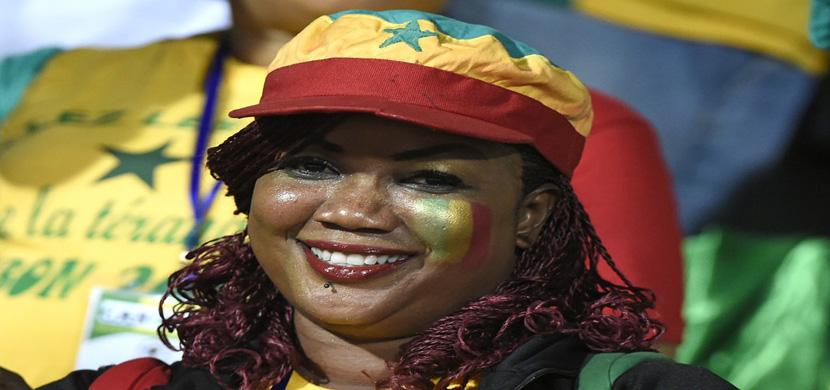 الجماهير بأولي جولات أمم إفريقيا