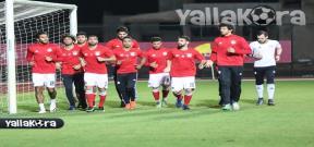 مران منتخب مصر تمهيداً للقاء أوغندا