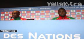 مؤتمر مباراة غينيا بيساو وبوركينا فاسو