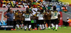 مباراة غانا ومالي
