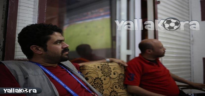 العرب يتابعون مباريات إفريقيا بمقاهي الجابون