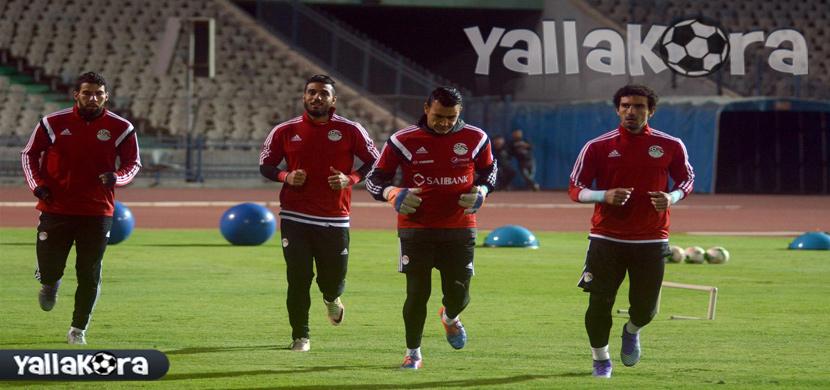 حراس مرمى المنتخب المصري