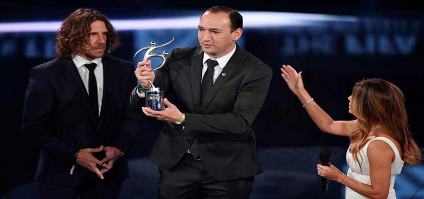 جائزة اللعب النظيف لأتلتيكو ناسيونال