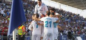 مباراة خيتافي وريال مدريد