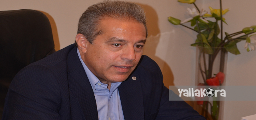 حوار خالد الدرندلي مع يلا كورة