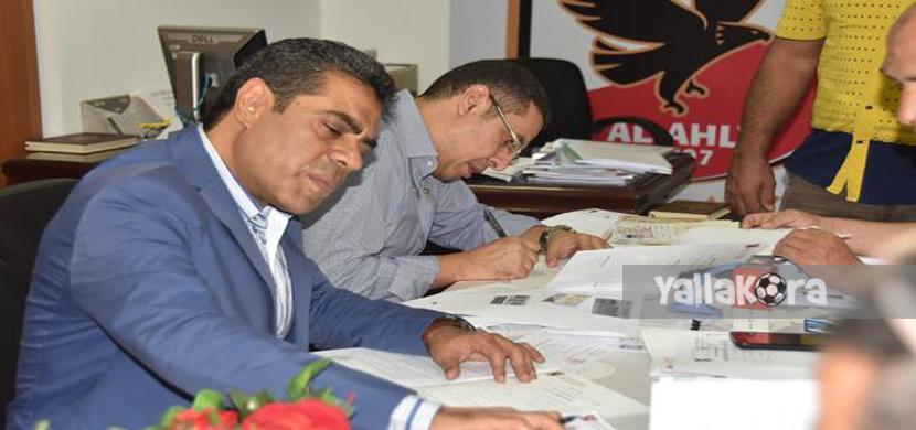 طارق قنديل وابراهيم الكفراوي يترشحان للإنتخابات
