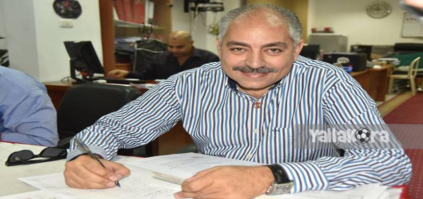 العامري فاروق يتقدم للترشح لإنتخابات الاهلي