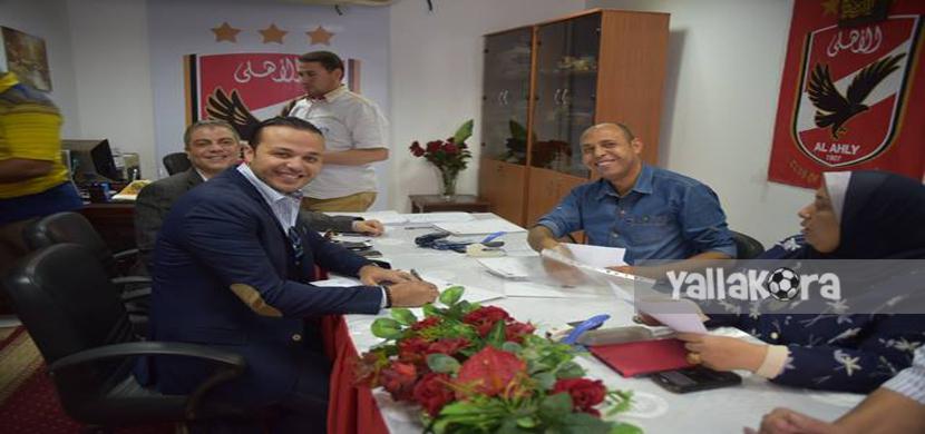 محمد الجارحي يترشح لإنتخابات الاهلي ضمن قائمة الخط