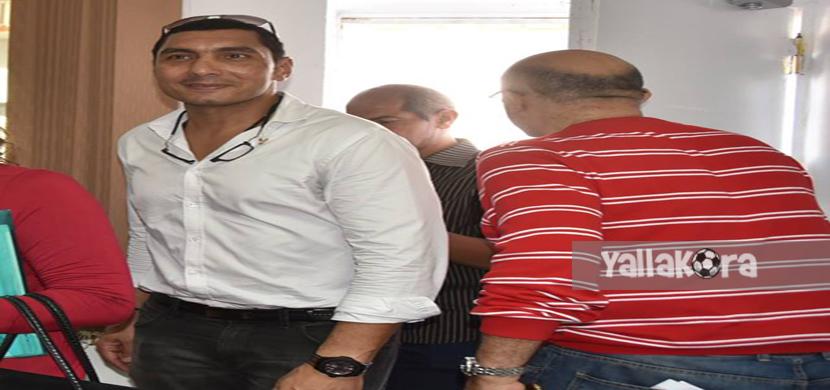 جوهر نبيل يتقدم باوراق ترشحه للإنتخابات
